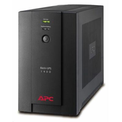 APC Back-UPS BX1400UI 1400VA szünetmentes tápegység USB