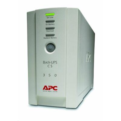 APC Back-UPS BK350EI CS 350VA szünetmentes tápegység