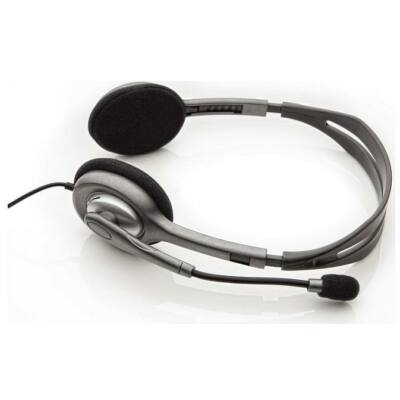 Logitech Headset H110 mikrofonos fejhallgató