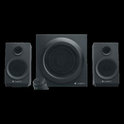 Logitech 2.1 Z333 multimédia hangszórók és mélyhangsugárzó