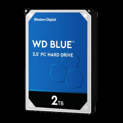 Western Digital 2TB Blue Series