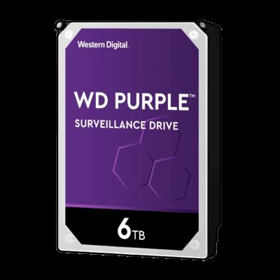 Western Digital 6TB, Purple Series