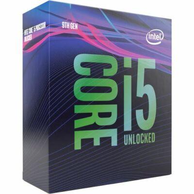 Intel® Core™ i5-9600 Processzor