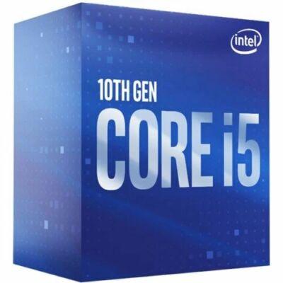 Intel Core i5-10600K 4.1GHz Socket 1200 dobozos
