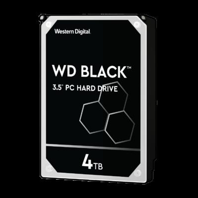 "4TB WD 3.5"" Black SATAIII winchester"