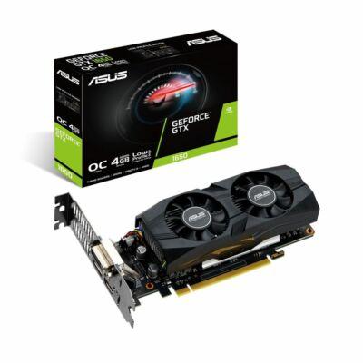 ASUS GeForce GTX 1650 4GB OC videokártya