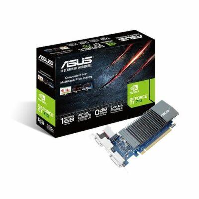 ASUS GeForce GT710-SL-1GD5 1GB videókártya