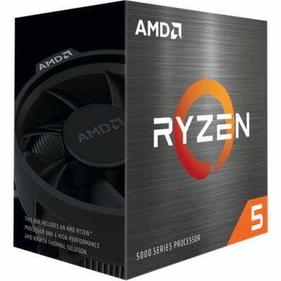 AMD Ryzen 5 5600X 3.7GHz Socket AM4 dobozos
