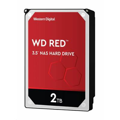 "2 TB Western Digital  3.5"" SATA-III 256MB Red NAS"