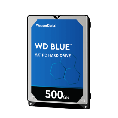 "500 GB Western Digital 2.5"" Blue SATAIII"
