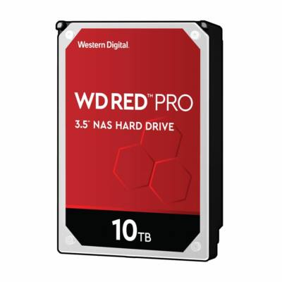 Western Digital Red Pro 10TB 256MB 7200rpm