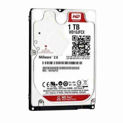 Western Digital Red 2.5 1TB 5400rpm 16MB SATA3