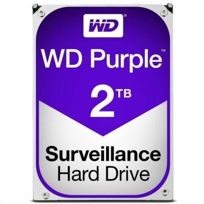 "2TB WD 3.5"" Purple SATAIII 64MB cache winchester"