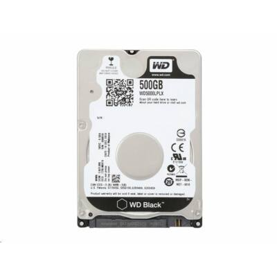 Western Digital Black Scorpion 2.5 500GB