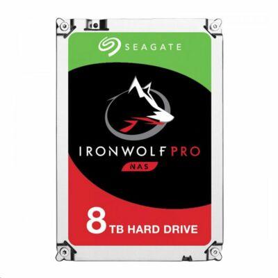 "8 TB Seagate 3.5"" IronWolf Pro 7200rpm 256MB"