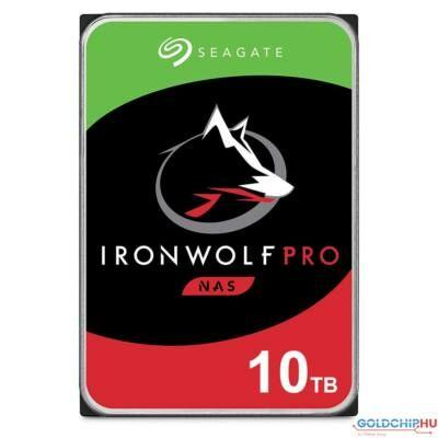 "10 TB Seagate 3.5"" IronWolf Pro 7200rpm 256MB"