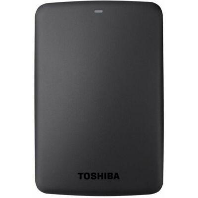 Toshiba Canvio Basics 2.5 4TB Fekete