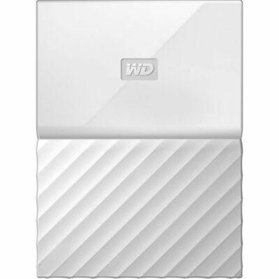 Western Digital My Passport 4TB USB 3.0, Fehér
