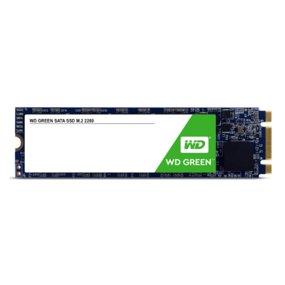Western Digital Green 3D SSD 120GB