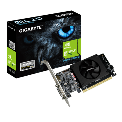 Gigabyte GT 710 2GB videókártya
