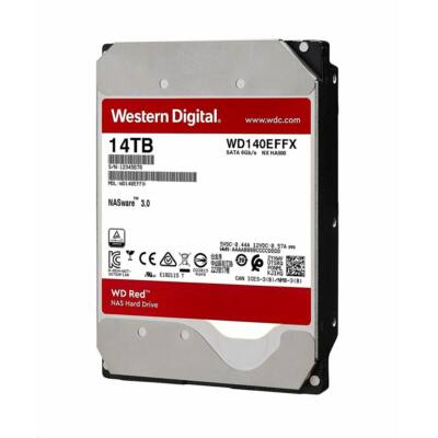 "14TB Western Digital 3.5"" Red SATAIII"